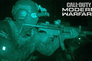 Call of Duty Modern Warfare is coming in October