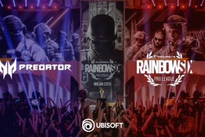 Acer's Predator brand becomes the official PC and monitor sponsor for Rainbow Six Pro League Season X