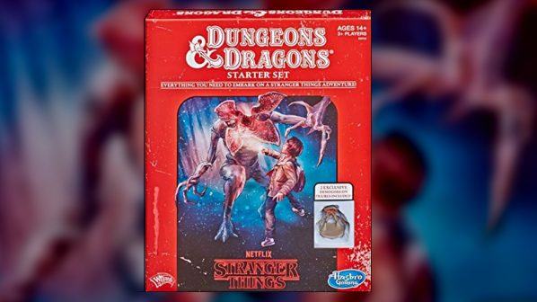 Mike Mearls talks Stranger Things, Dungeons and Dragons and