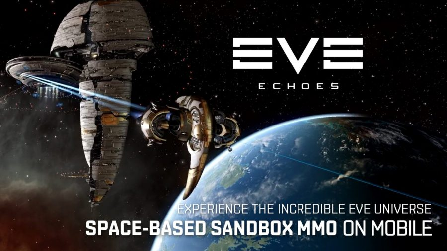EVE Echoes is EVE Online for mobiles and it's in closed alpha right now
