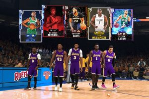 NBA 2K20 is bringing back MyTeam and it's been revamped