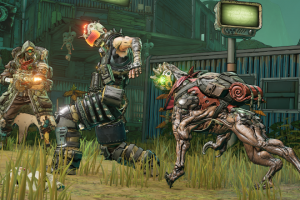 Check out a bunch of new Borderlands 3 screenshots