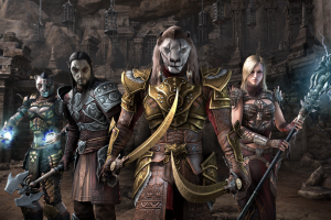 The Elder Scrolls Online's Scalebreaker Dungeon DLC is now live on consoles