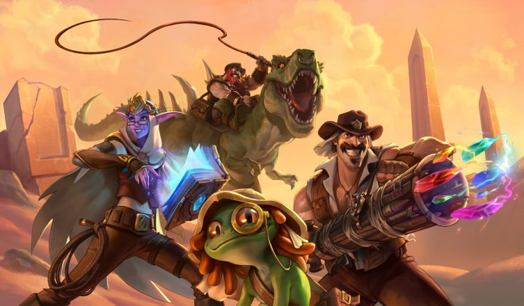 What Blizzard wanted to achieve with Hearthstone's Saviors of Uldum
