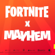 FortniteXMayhem is bringing Fortnite & Borderlands together