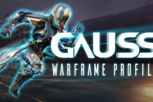 Gauss, the 41st Warframe comes to PC this week, consoles next month