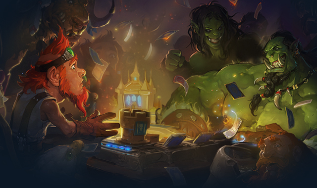 Blizzard just updated a bunch of Hearthstone cards