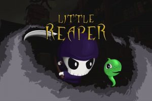 Little Reaper features the most adorable Grim Reaper you've ever seen