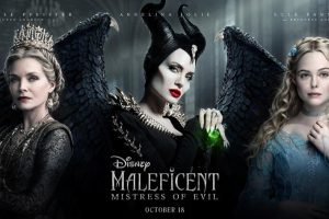 It's less than two months until Maleficent: Mistress of Evil