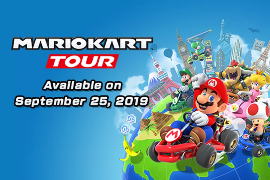 Mario Kart Tour is coming to smartphones in September