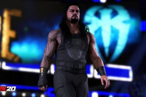 Roman Reigns is WWE 2K20's featured 2K Towers Wrestler