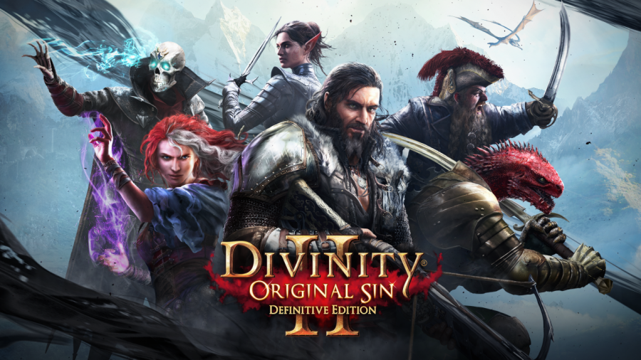 Divinity Original Sin 2 Definitive Edition is available on Switch; cross-save with Steam
