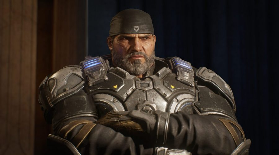 "The Coalition's Colin Penty on making Gears 5 look ""Gearsified"""