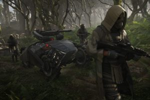 Ghost Recon: Breakpoint has four classes and a huge skill tree
