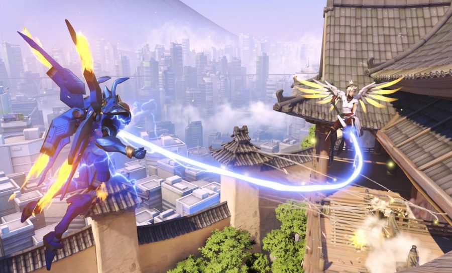 Overwatch on Switch won't have cross-play at launch