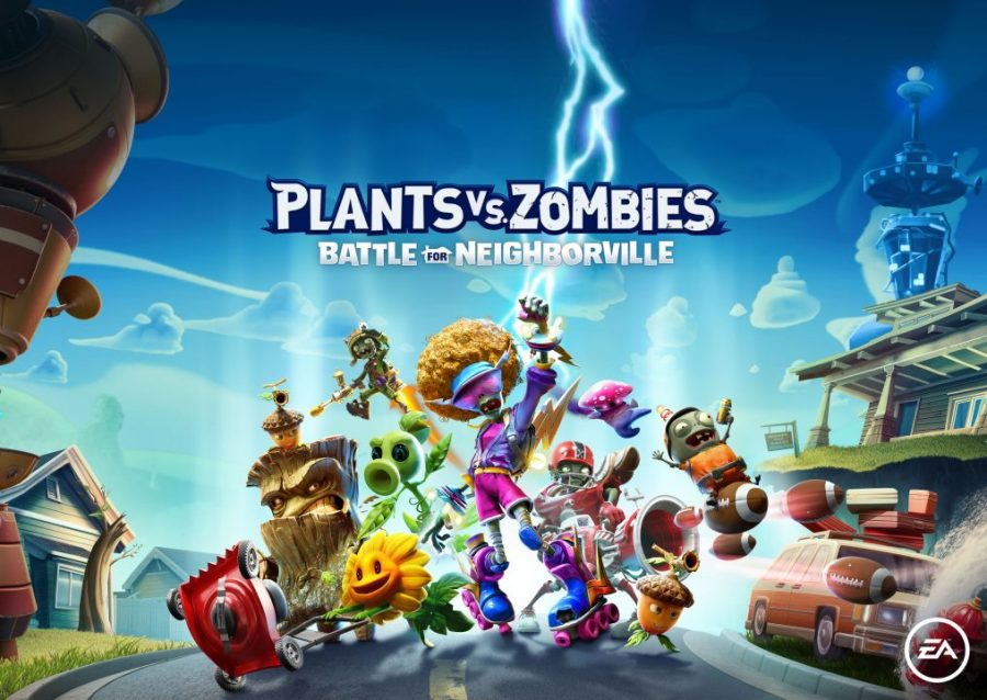 Plants vs Zombies: Battle for Neighborville is available now