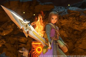What do the Draconian difficulty settings do in Dragon Quest XI?