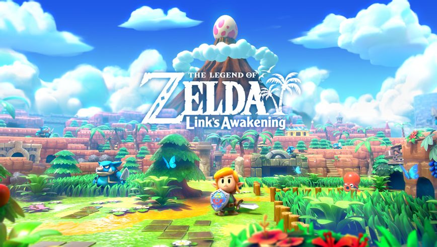 Link's Awakening Preview – Too Cute