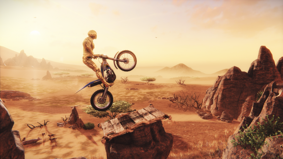 Head Down Under in Trials Rising's Crash & Sunburn DLC