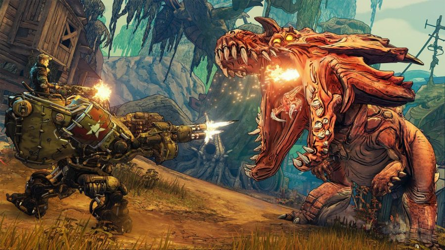 Borderlands 3's Endgame is going to be massive