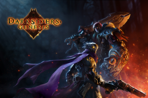 Meet Darksiders Genesis' melee character War