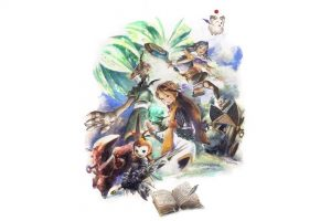 The Gamecube's best Final Fantasy game is being re-released in January