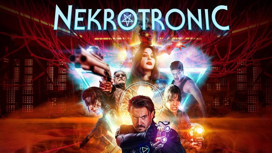 Nekrotronic Director Kiah Roache-Turner on making movies, working with Monica Bellucci and videogame influences