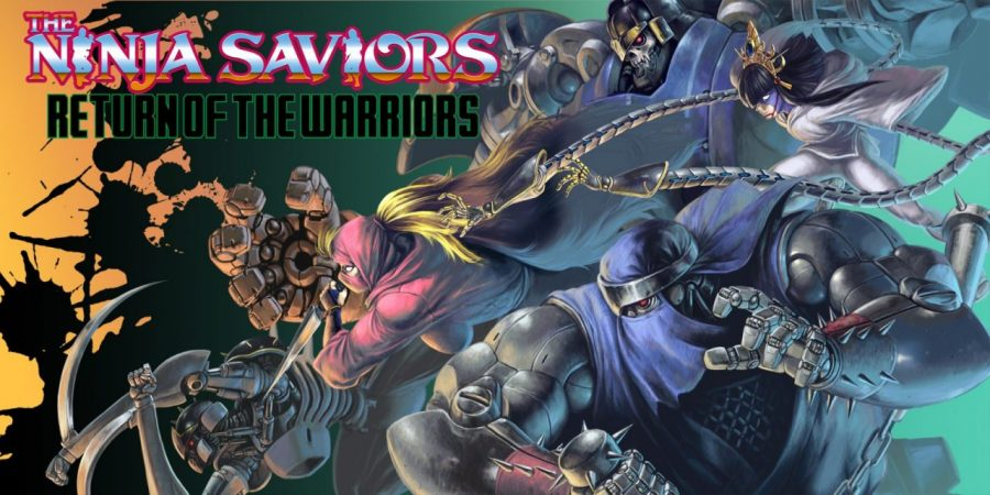 Classic arcade brawler The Ninja Saviors – Return of the Warriors returns to consoles