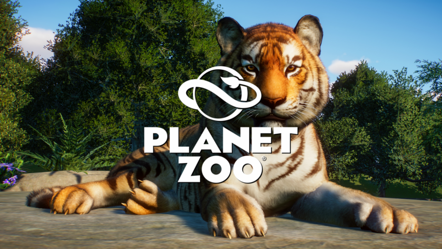 Check out Planet Zoo's Savannah Biome