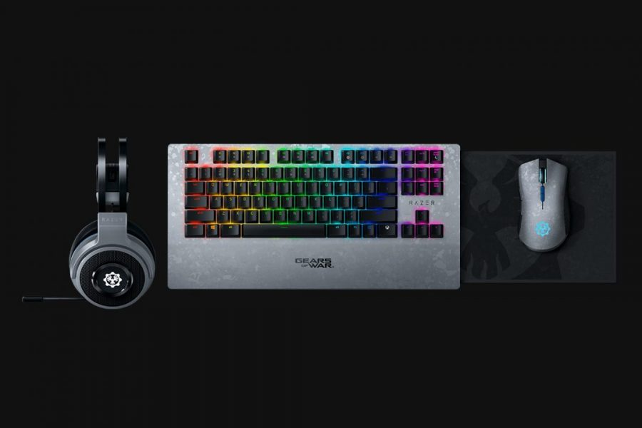 Check out Razer's ice cold Gears 5 peripherals for Xbox and PC
