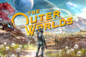 The Outer Worlds' Halcyon Colony Newsreel is brilliant