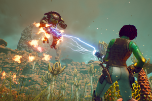 Combat in The Outer Worlds is far more complex than it seems
