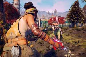 In The Outer Worlds you can murder every single quest giver