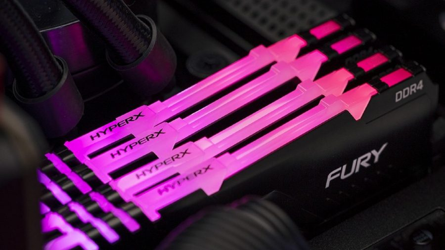 HyperX Fury DDR4 RGB Review – Blinding Fury