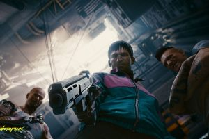 Cyberpunk 2077 might add co-op after launch