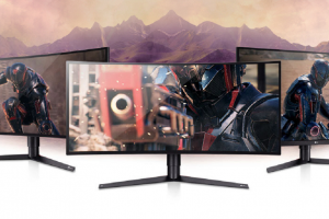 Hands-on with LG's new 1ms gaming monitors