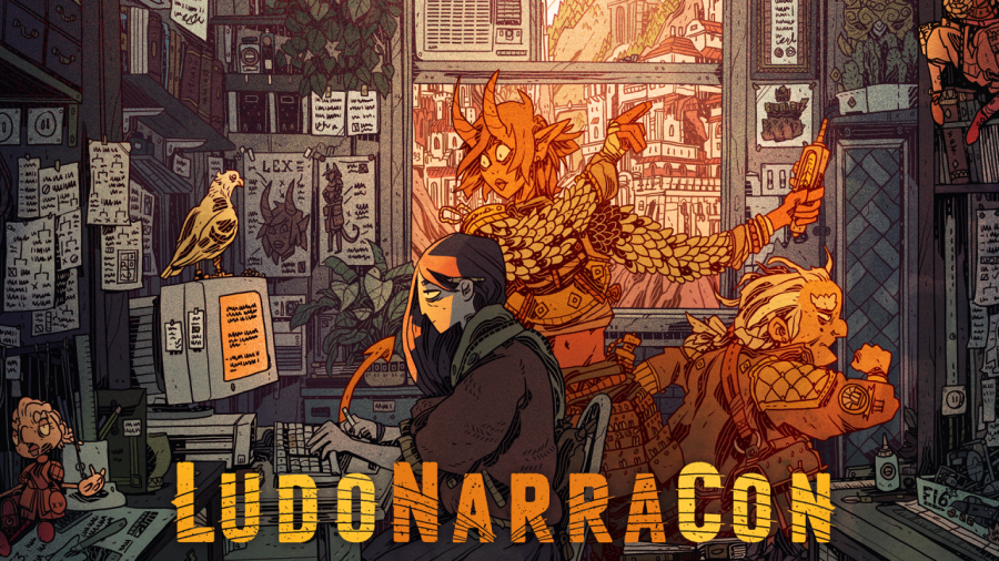 LudoNarraCon is coming back in 2020