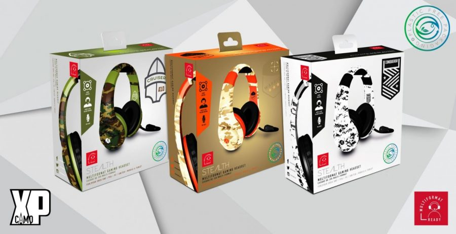 Audio and accessory brands Stealth and 4Gamers make a push into Australia, new products available now