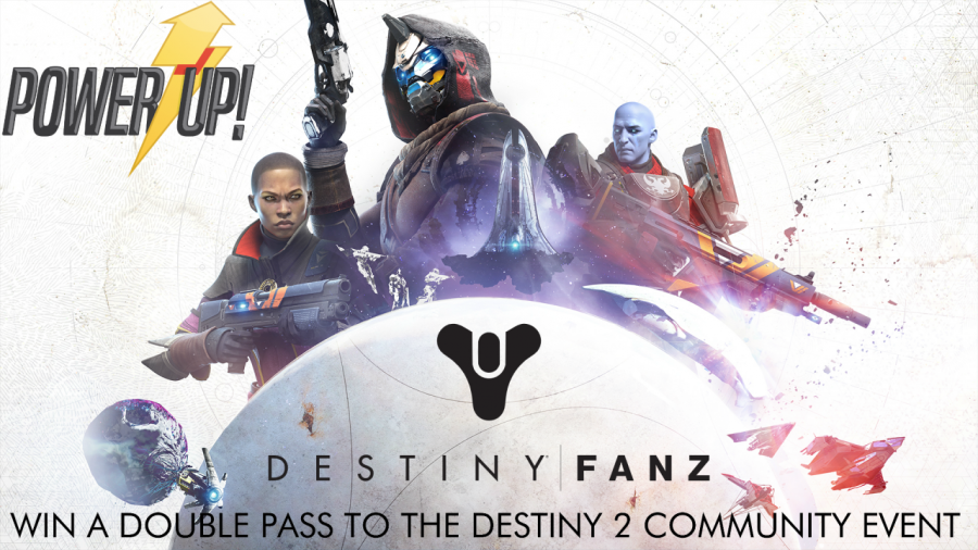 Win a Double Pass to the Destiny 2 Community Event in Sydney