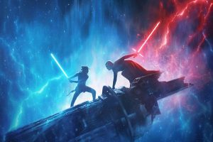 If you've somehow forgotten, here's a handy reminder that The Rise of Skywalker is out in one month