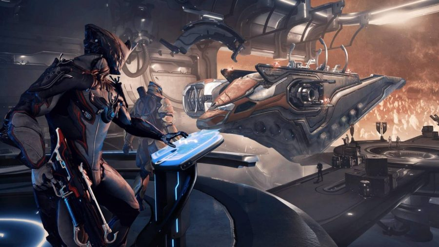 Warframe releases Phase 1 of the Empyrean update with Rising Tide