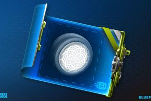 Psyonix announces the Blueprint Update going live for Rocket League in December