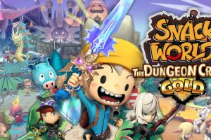 Snack World: The Dungeon Crawl – Gold (Switch) Review – A Legit Snack