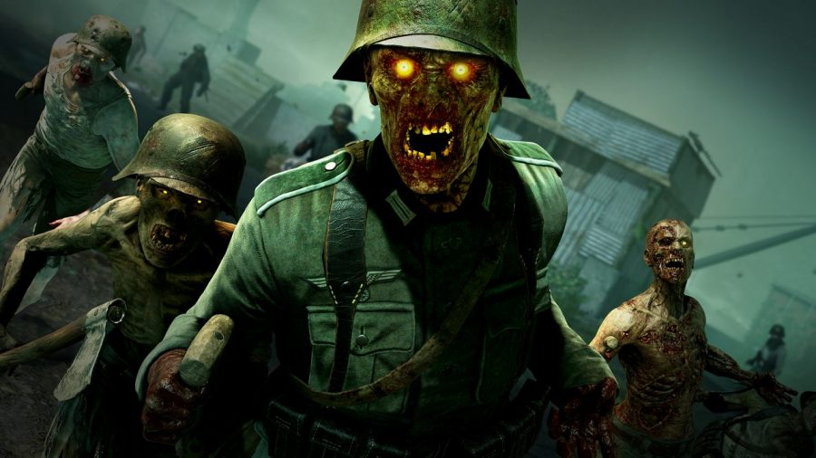 You can buy Zombie Army 4 in four different versions