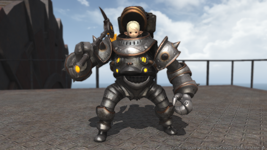 Check out some screenshots from Final Fantasy 14's next update; Patch 5.15