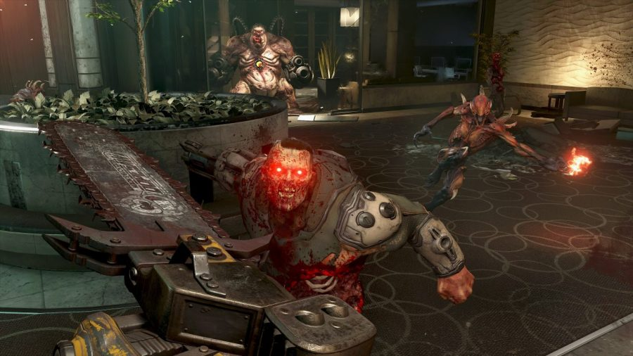 Watch Some Bloody Gory DOOM Eternal Gameplay