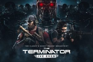 Terminators are time-travelling to Ghost Recon: Breakpoint