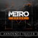Metro Redux heads to Switch next month