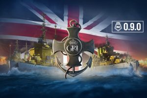 The British are Coming…to World of Warships