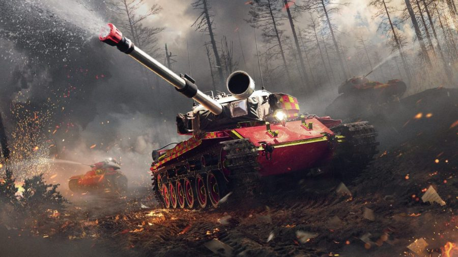 World of Tanks ANZ raised over $90,000 for bushfire relief